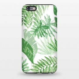 iPhone 6/6s plus  Tropical Vibes green by MUKTA LATA BARUA