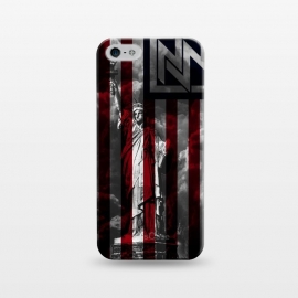iPhone 5/5E/5s  Made in America by Nicholas Wolf (america,state of liberty,american flag,nicholas wolf)