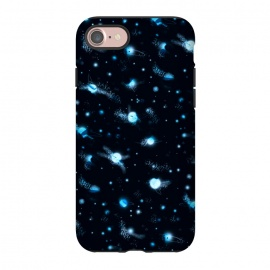iPhone 8/7  marble night sky by Laura Grant (marble,night sky,stars,galaxy,universe,sky,planet)