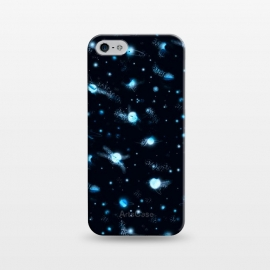 iPhone 5/5E/5s  marble night sky by