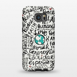 Galaxy S7 EDGE  positive messages by Pom Graphic Design ()
