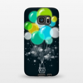 Galaxy S7  Colorful Exile by Alwin Aves