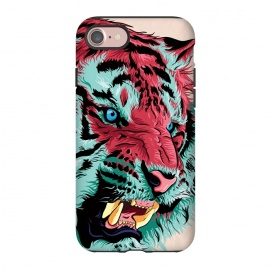 iPhone 8/7  Tiger by Roland Banrévi (tiger,big cat,wild,animal,animals)