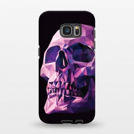 Galaxy S7 EDGE  Skull by Roland Banrévi