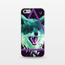 iPhone 5/5E/5s  Fox by Roland Banrévi