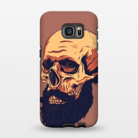 Galaxy S7 EDGE  Mr. Skull by Roland Banrévi
