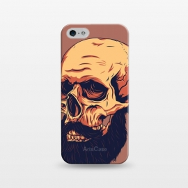iPhone 5/5E/5s  Mr. Skull by Roland Banrévi