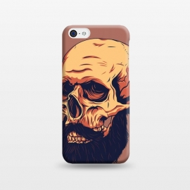 iPhone 5C  Mr. Skull by Roland Banrévi