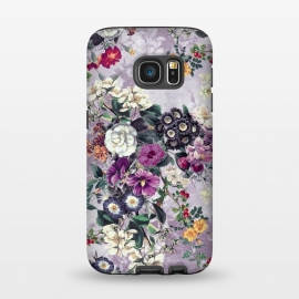 Galaxy S7  Floral Pattern by Riza Peker
