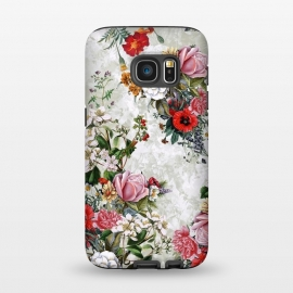 Galaxy S7  Floral Pattern II by Riza Peker