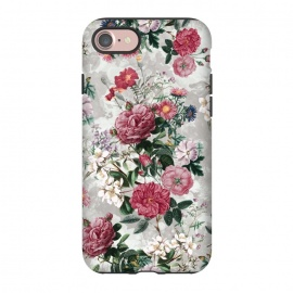 iPhone 7  Floral Pattern III by Riza Peker