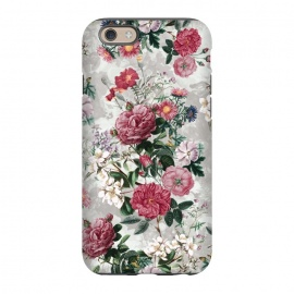 iPhone 6/6s  Floral Pattern III by Riza Peker