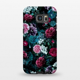 Galaxy S7 EDGE  Floral Pattern IV by Riza Peker