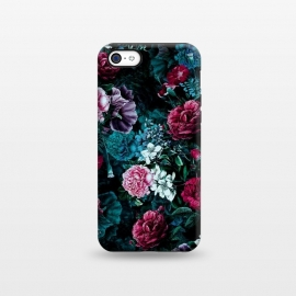 iPhone 5C  Floral Pattern IV by Riza Peker