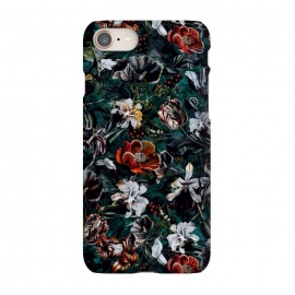 iPhone 7  Floral Pattern VI by Riza Peker (Floral,design,art,botanical,flowers,Rizapeker)