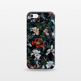 iPhone 5C  Floral Pattern VI by Riza Peker