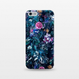 iPhone 5/5E/5s  Floral Pattern VII by Riza Peker