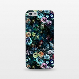 iPhone 5/5E/5s  Floral Pattern VIII by Riza Peker