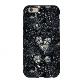 iPhone 6/6s  Floral Pattern IX by Riza Peker