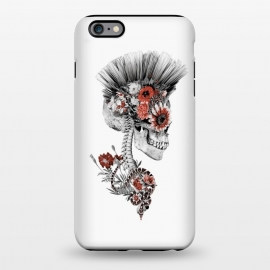 iPhone 6/6s plus  Momento Mori Punk II by Riza Peker