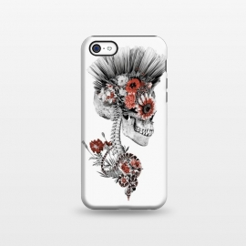iPhone 5C  Momento Mori Punk II by Riza Peker