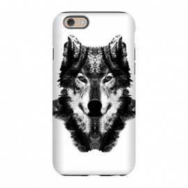 iPhone 6/6s  The Black Forest Wolf  by Rui Faria