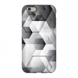 iPhone 6/6s  Black Geometrics  by Rui Faria