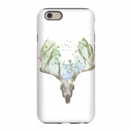 iPhone 6/6s  Deer Skull by Rui Faria