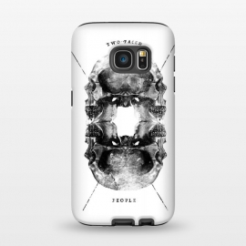 Galaxy S7  Two Faced People by Rui Faria