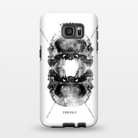 Galaxy S7 EDGE  Two Faced People by Rui Faria