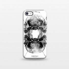 iPhone 5C  Two Faced People by Rui Faria