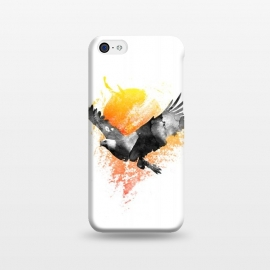 iPhone 5C  The Eagle that touched the sun by Rui Faria
