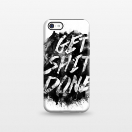 iPhone 5C  Get Shit Done by Rui Faria