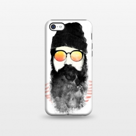 iPhone 5C  Hipster Chillin by Rui Faria