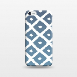 iPhone 5C  Ikat Linocut by Rui Faria