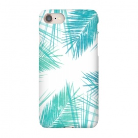 iPhone 7 SlimFit La Tropic by Rui Faria (nature,palm,summer,tropical,ink,paint)