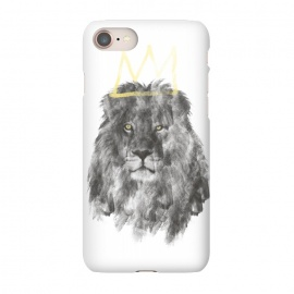 iPhone 7 SlimFit Lion King by Rui Faria (lion,lion king,animal,king of the jungle,wild,crown,king)