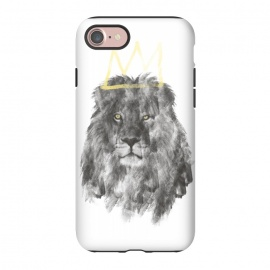 iPhone 8/7  Lion King by Rui Faria (lion,lion king,animal,king of the jungle,wild,crown,king)