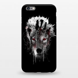 iPhone 6/6s plus  Wolf BW by Riza Peker