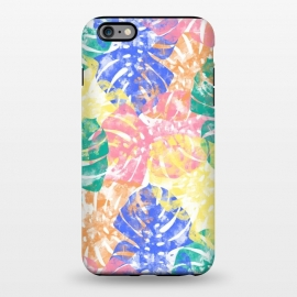 iPhone 6/6s plus  Monstera Colorfull by Rui Faria