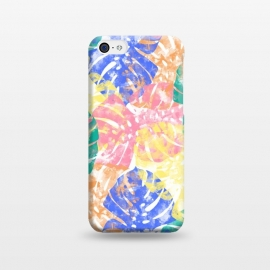 iPhone 5C  Monstera Colorfull by Rui Faria