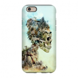 iPhone 6/6s  Nature Skull by Riza Peker