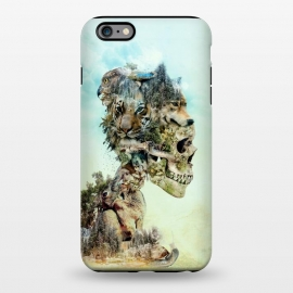 iPhone 6/6s plus  Nature Skull by Riza Peker