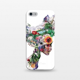 iPhone 5/5E/5s  Nature Skull II by