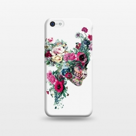 iPhone 5C  Skull VII by Riza Peker