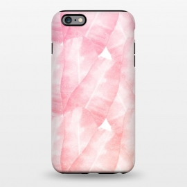 iPhone 6/6s plus  banana leaves pink by Rui Faria
