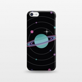 iPhone 5C  Planet & Bright Star by Dellán