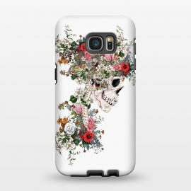 Galaxy S7 EDGE  Skull Queen by Riza Peker