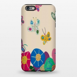 iPhone 6/6s plus  Butterflies Garden by Helen Joynson