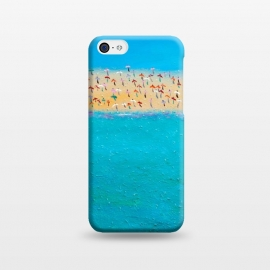 iPhone 5C  Happy Holidays by Helen Joynson